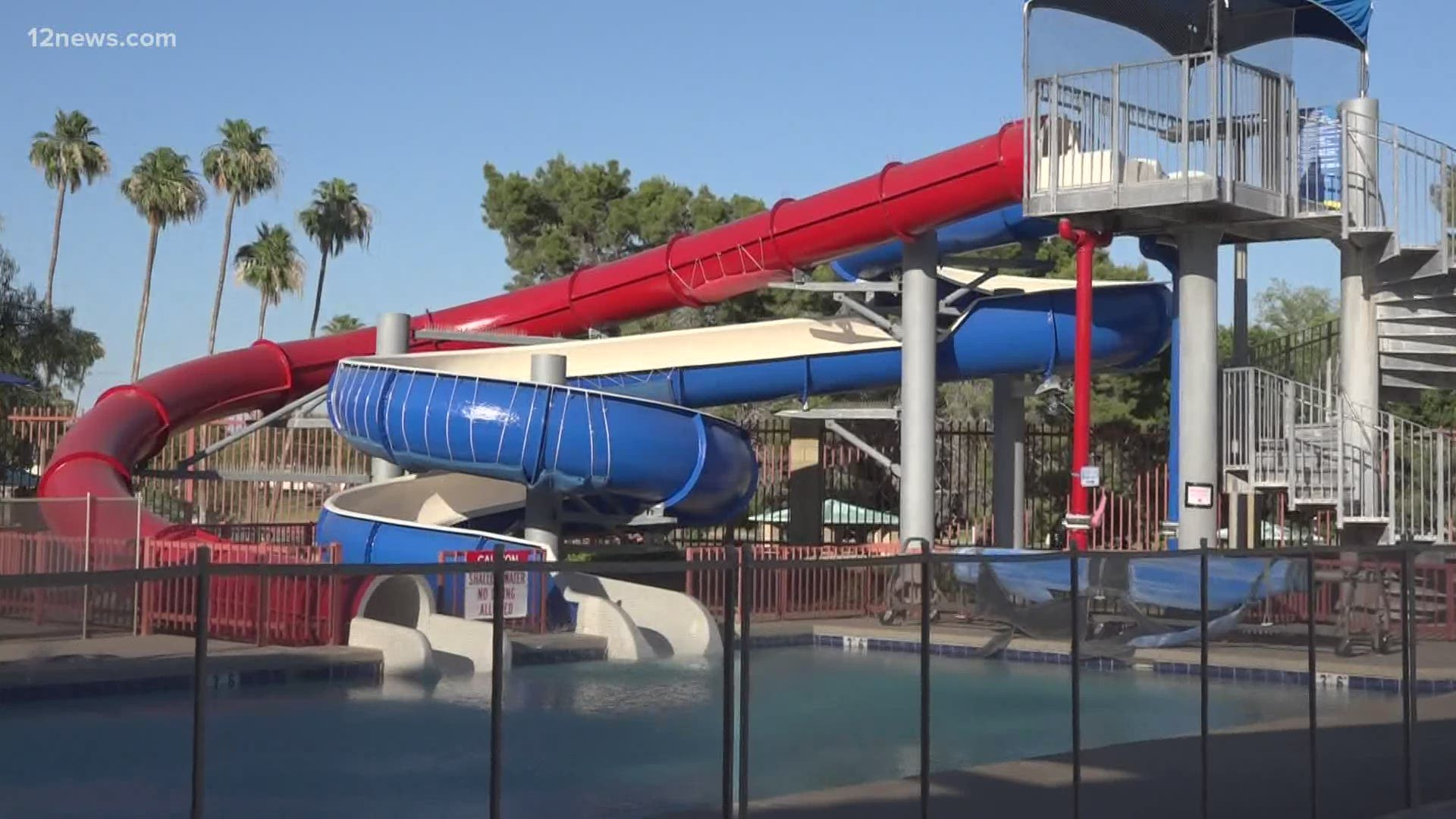 Many Valley Pools Reopening In Time For Brutal Arizona Summer 12news Com