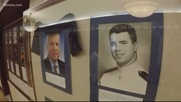 A look at John McCain's time in the Naval Academy