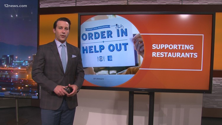 Shout out a local restaurant you have been supporting over the last year