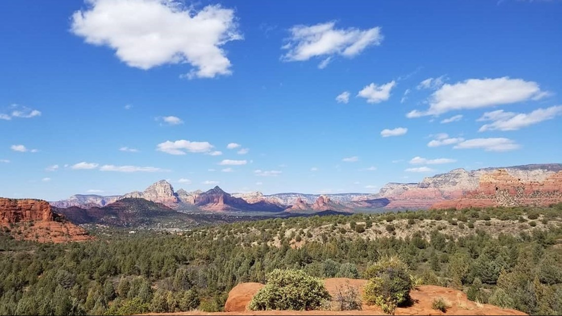 Distance From Sedona To Phoenix >> Driving From Phoenix To Sedona Takes You On Arizona S Most Scenic
