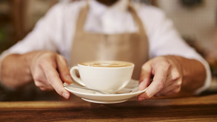Here's where you can get a free cup of Joe on National Coffee Day
