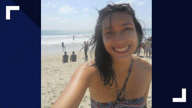 Adrienne Salinas beach