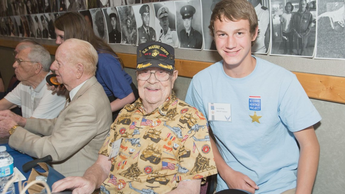 Those Who Serve: The Veterans Heritage Project