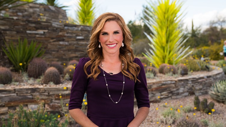 Lindsay Riley is a meteorologist for 12 News.