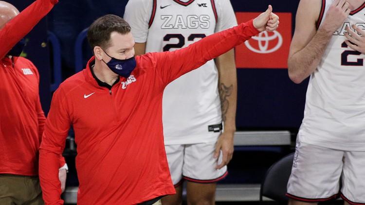 Arizona hires Gonzaga assistant Tommy Lloyd as next head men's basketball coach