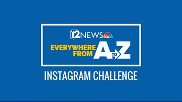 How to submit photos for Everywhere A to Z Instagram Challenge