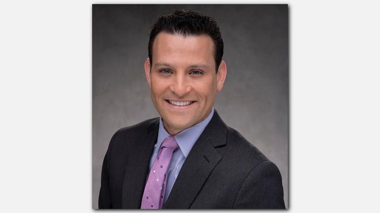 Adam Bagni - Anchor/reporter