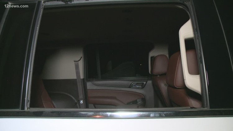 Thieves target cars outside gyms during workout classes