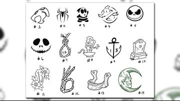 friday the 13th tattoo deals az