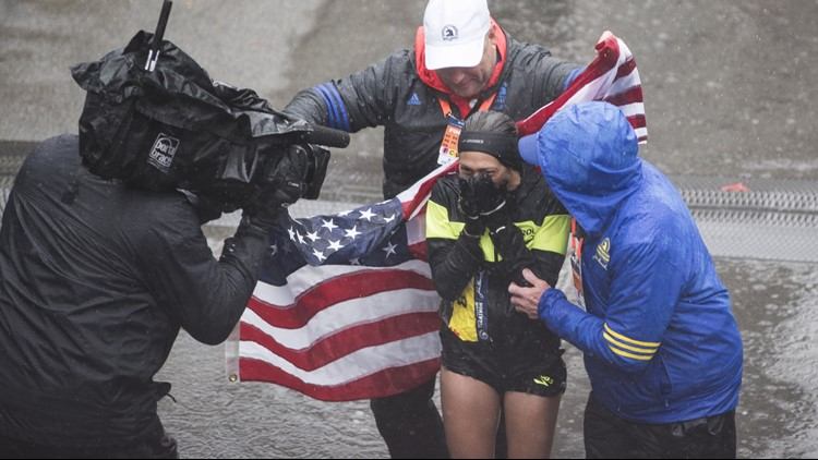 She's got quite the resume: Boston Marathon winner, two-time Olympian AND ASU alumna!