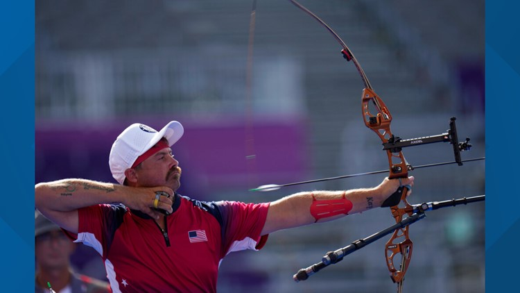 Brady Ellison, AZ native and one of most successful archers, ends Olympic run without medals