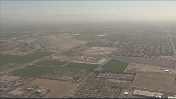 High pollution advisory issued for Phoenix metropolitan area