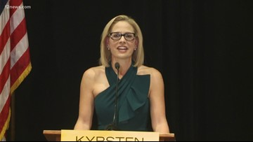 Kyrsten Sinema wins Arizona Senate seat