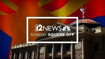 Chairs of the Arizona Republican and Democratic Parties make an appearance on Sunday Square Off