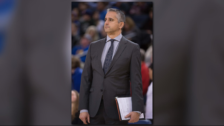 Suns to hire NBA's first non-American born head coach in Kokoskov