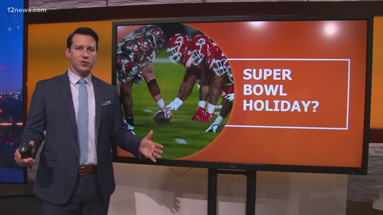 Should the Monday after the Super Bowl be a holiday?