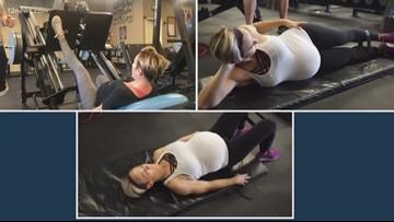 Driven: Inside the life of female bodybuilder Jessie Hilgenberg
