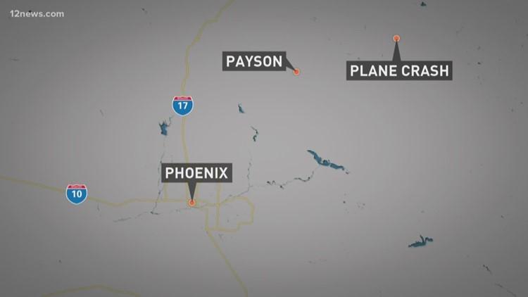 2 killed in Heber-Overgaard plane crash