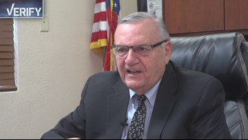 Joe Arpaio seeks $300 million in defamation suit