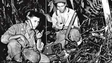 Honoring heroes: August 14 is Navajo Code Talkers Day