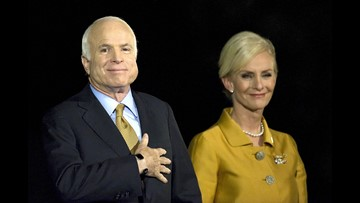 Cindy McCain calls on Americans to fight for a greater cause: 'We must do something'