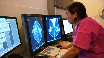 Your first mammogram walkthrough