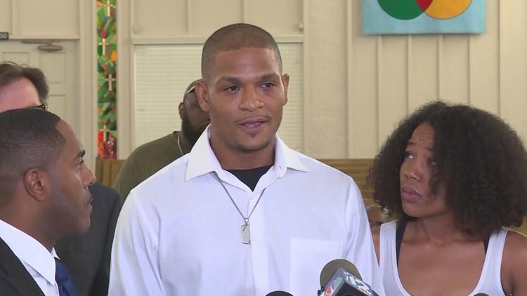 Robert Johnson seeks $2M after Mesa PD officers beat him in apartment hallway