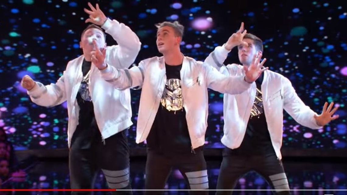 Gilbert dance crew wows judges with robotic moves on 'World of Dance