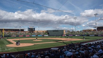 Baseball fans, rejoice! Cactus league spring training tickets are on sale