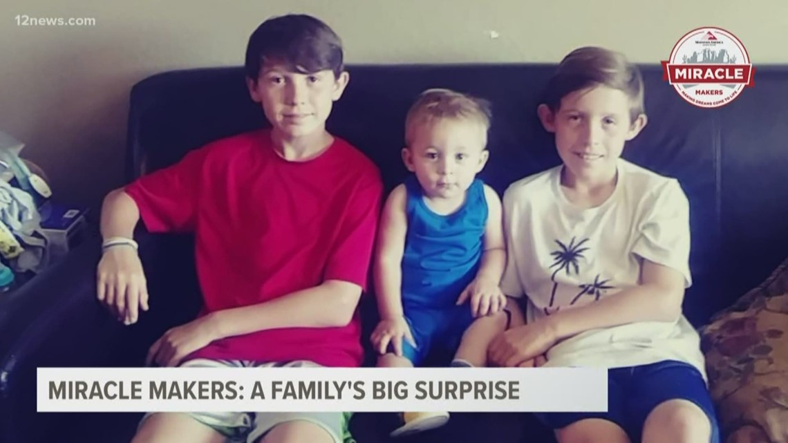 Miracle Makers: Surprising a deserving couple with an amazing gift