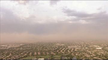 Arizona monsoon: Dust storm warning canceled for I-10 near Casa Grande, Eloy
