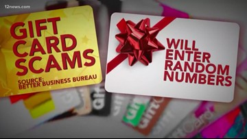 The three biggest gift card scams of the holiday season