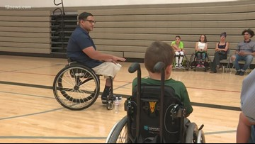 Miracle Makers: Tragedy gives athlete purpose