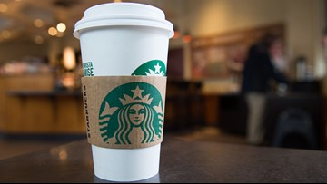 Here are the Arizona Starbucks locations where you can get a free drink through Dec. 31