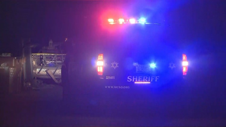 Man killed in Mesa shooting overnight, MCSO says | 12news com