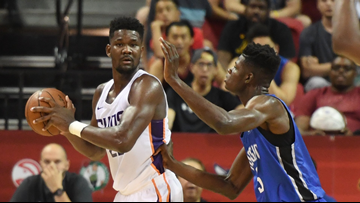 Suns' Deandre Ayton said he bought his mom a Valley home with his rookie contract