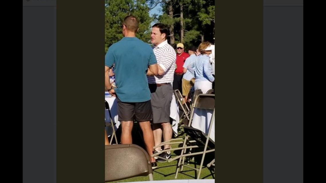 Gov. Doug Ducey slammed by Arizona