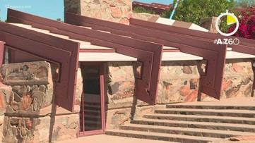 AtoZ60: Students learn to build with the help of Frank Lloyd Wright