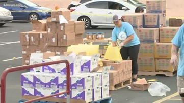 Valley organizations, churches working to provide basic necessities to those in need