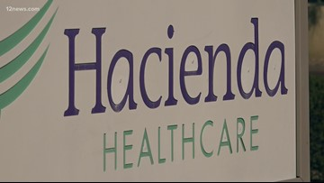 Pregnancy, STD tests ordered for all patients at Hacienda Healthcare