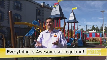 Everything is Awesome at Legoland California