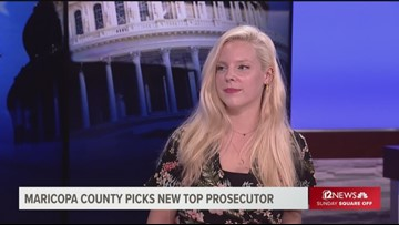 1st woman picked as Maricopa County's top prosecutor