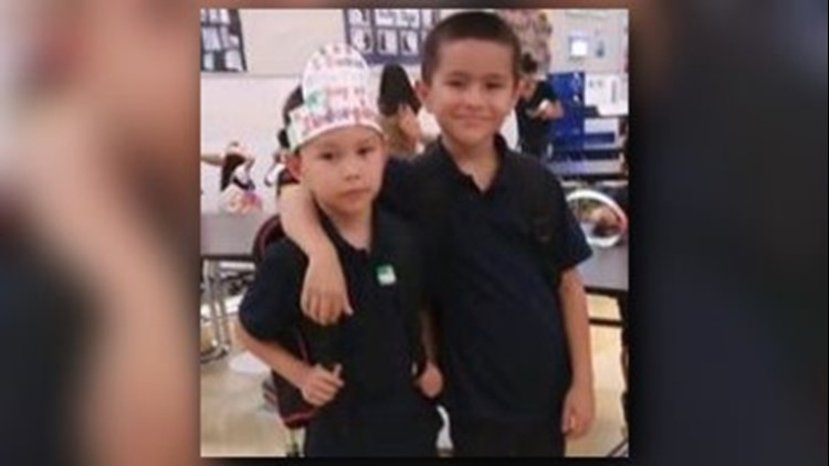 Amber alert issued for two missing boys - KVOA | KVOA.com | Tucson, Arizona