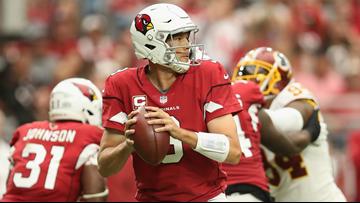 Arizona Cardinals release quarterback Sam Bradford