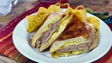 Jan's Cuban Sandwich