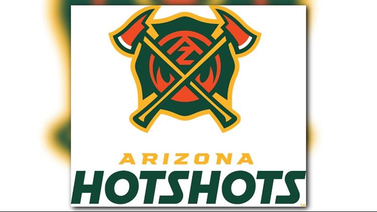 c5d51f23 Meet the Hotshots: Arizona's newest football team | 12news.com