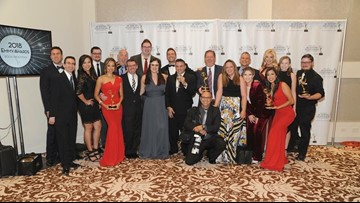 12 News honored with 10 Rocky Mountain Emmy® Awards