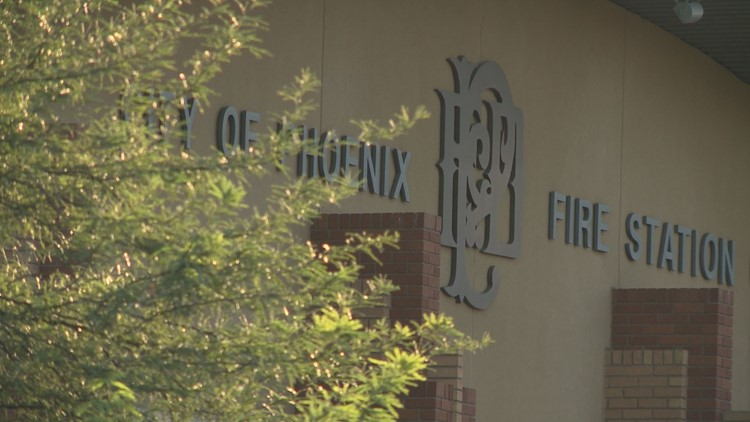 Longtime Phoenix firefighter facing revenge porn allegations