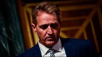'I leave here grateful and optimistic': Sen. Flake delivers farewell speech