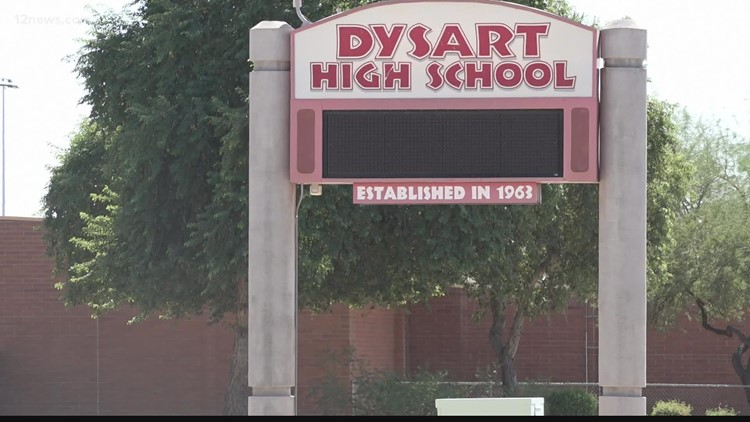 Student recalls interactions with Dysart High School employee accused of sexual misconduct